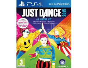 JUST DANCE 2015 SOCIAL GAMES - PLAYSTATION 4