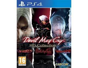 DEVIL MAY CRY HD COLLECTION AZIONE - PLAYSTATION 4