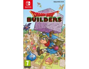 DRAGON QUEST BUILDERS GIOCO DI RUOLO (RPG) - NINTENDO SWITCH