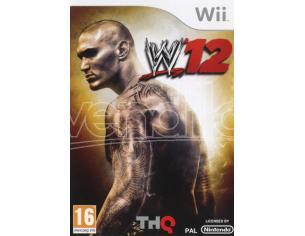 WWE 12 SPORTIVO - OLD GEN