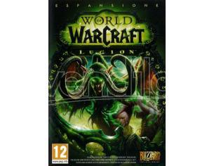 WORLD OF WARCRAFT LEGION MMORPG - GIOCHI PC