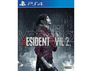 RESIDENT EVIL 2 LENTICULAR ED. AZIONE - PLAYSTATION 4