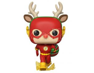 FIGURE POP!DCCOMIC:HOLIDAY-RUDOLPH FLASH FIGURES - ACTION