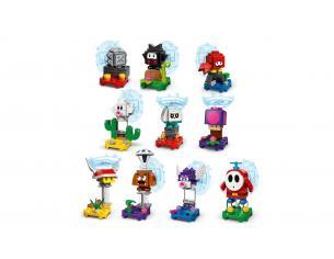 LEGO SUPER MARIO 71386 - MINIFIGURES 10 PERSONAGGI SERIE 2 SERIE COMPLETA