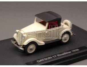 Ebbro EB44537 DATSUN 17 ROADSTAR 1938 CREAM 1:43 Modellino