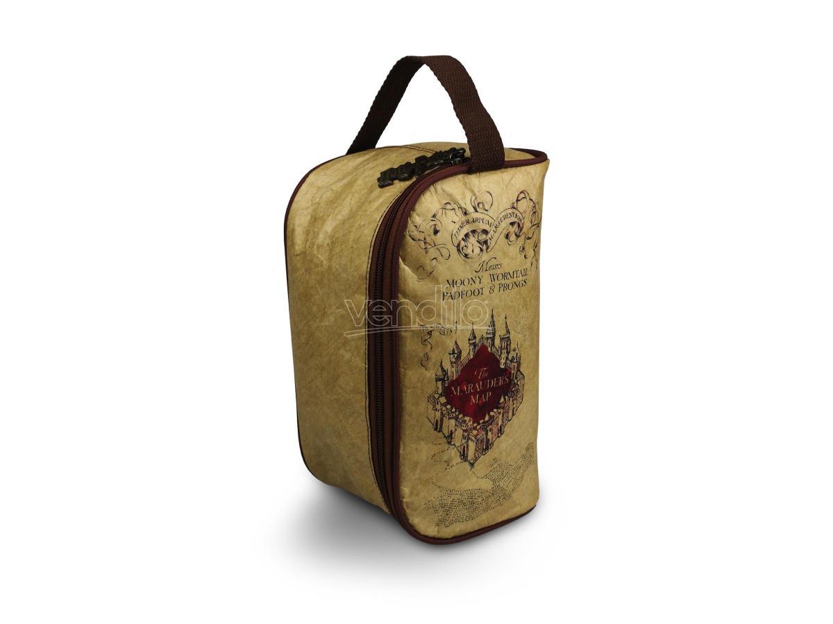Harry Potter Beauty Case Borsa Mappa del Malandrino 25 x 13 x 12 cm Groovy