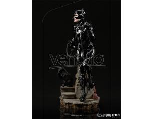 Batman Returns Catwoman Art Statua Statua Iron Studio