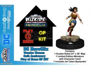 Dchc Wonder Woman 80th Ann. Pah Kit Gioco Da Tavolo Wizbambino