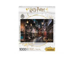 HP DIAGON ALLEY 1000 PCS PUZZLE PUZZLE AQUARIUS ENT