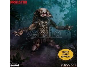 One 12 Coll Predator Deluxe Edition Action Figura Mezco Toys