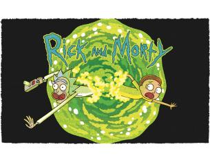 Rick E Morty Logo Zerbino Zerbino Sd Toys