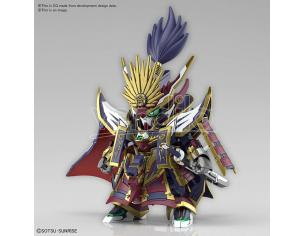 SDW HEROES GUNDAM EPYON NOBUNAGA MODEL KIT BANDAI MODEL KIT
