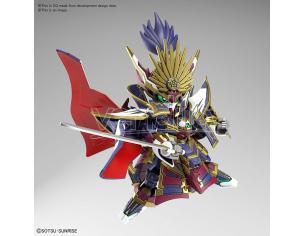 SDW HEROES GUNDAM EPYON NOBUNAGA MODEL KIT BANDAI MODEL KIT