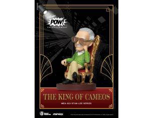 STAN LEE MINI EGG KING OF CAMEOS FIG STATUA BEAST KINGDOM