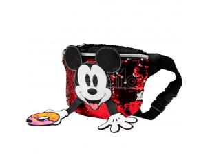 Disney Mickey Donut Paillettes Cintura Puch Karactermania