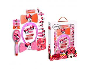 Disney Minnie Hair Accesories Set 34 Pcs Bambino Licensing