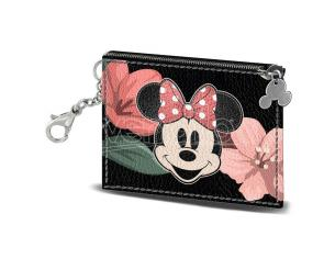 Disney Minnie Bloom card holder Karactermania