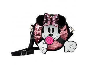 Disney Minnie Lollipop Paillettes Bag Karactermania