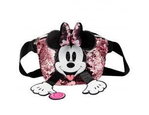 Disney Minnie Lollipop Paillettes Cintura Pouch Karactermania
