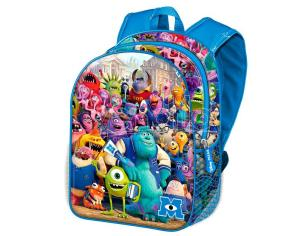 Disney Pixar Monsters, Inc. University Zaino 40cm Karactermania