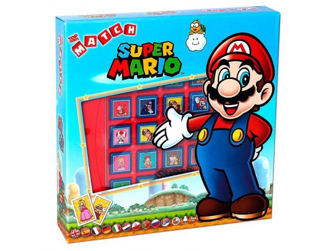 Super Mario Bros Top Trumps Match Eleven Force