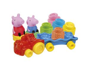 Clemmy Baby Peppa Pig Play Set Clementoni