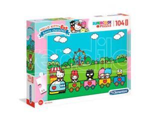 Hello Kitty Maxi puzzle 104pcs Clementoni