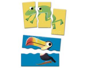 Animal Form Puzzles Clementoni