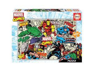 Marvel Comics puzzle 500pcs Educa Borras