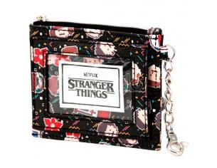Stranger Things Bits Card Holder Borsellino Karactermania