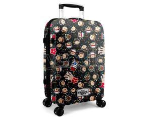 Stranger Things Bits trolley suitcase 4w 54cm Karactermania