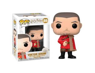 Harry Potter Funko POP Film Vinile Figura Viktor Krum al Ballo 9 cm