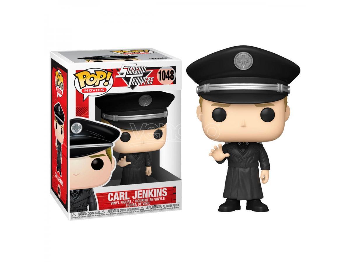 Pop Figura Starship Troopers Carl Jenkins Funko