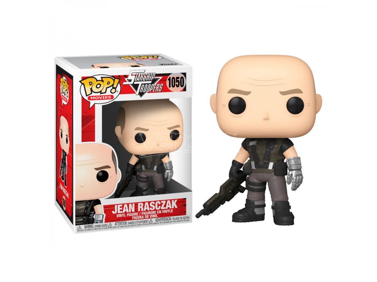Pop Figura Starship Troopers Jean Rasczak Funko
