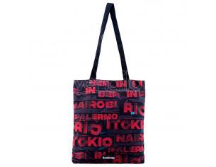 Money Heist Cities shopping bag Karactermania