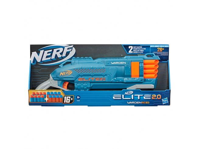 Nerf Elite 2.0 Warden DB 8 Hasbro
