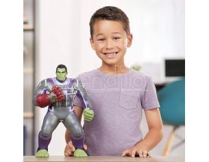 English Marvel Avengers Hulk Electronic Figura 35cm Hasbro