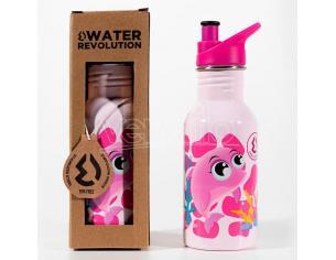 Water Revolution Dolphins Water Bottiglia 500ml Water Revolution