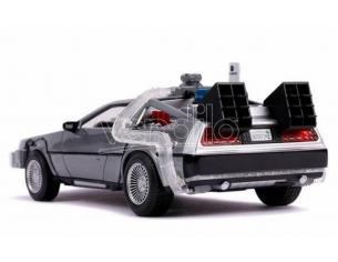 BTTF II DELOREAN DIE CAST 1:24 W LIGHTS MODELLI IN SCALA MODEL CAR
