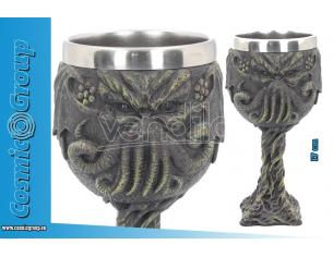 CTHULHU GOBLET BICCHIERI NEMESIS NOW