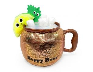 "Happy Hour Moscow Mule 10"" Peluche Peluches Kidrobot"