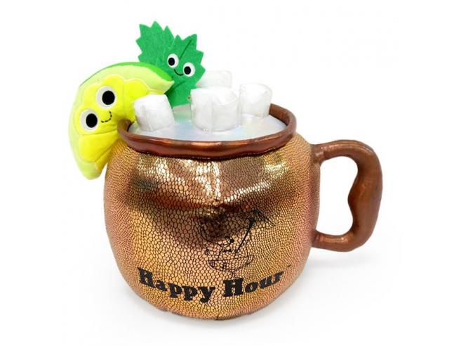 """Happy Hour Moscow Mule 10"""" Peluche Peluches Kidrobot"""