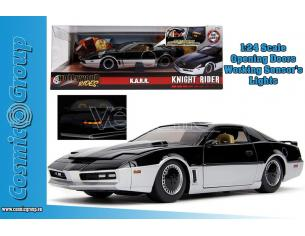 KNIGHT RIDER KARR PONTIAC FIREBIRD 1:24 MODELLI IN SCALA MODEL CAR