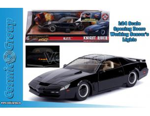 KNIGHT RIDER KITT PONTIAC FIREBIRD 1:24 MODELLI IN SCALA MODEL CAR