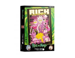 RICK&MORTY RETRO POSTER 1000 PCS PUZZLE PUZZLE SD TOYS