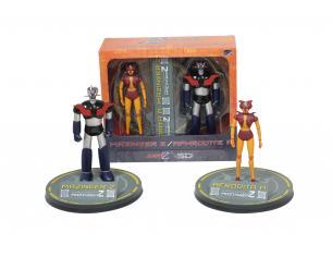 Mazinger & Afrodite Fig 2-pack Action Figura Sd Toys