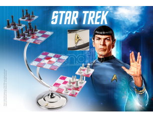 Star Trek Scacchiera Tridimensionale Noble Collection