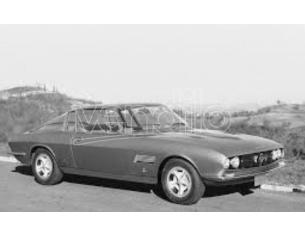 MATRIX SCALE MODELS MX50603-052 FORD MUSTANG BERTONE AUTOMOBILE QUARTERLY 1965 BLUE 1:43 Modellino