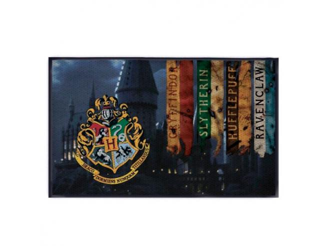 Harry Potter Hogwarts carpet
