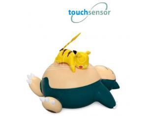 Pokemon Snorlax E Pikachu Led Touch Sensor Lampada Teknofun